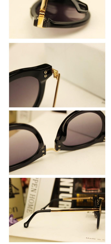 Какие солнцезащитные очки идут круглому лицу фото
