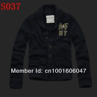 Мужской кардиган High Quality Brand New Men's Sweater Cardigans Knitwear Casual Sweater #/S051