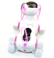 Детское электронное домашнее животное Best Selling! New Cute Robot Dog Electronic Dog Pet Toy Christmas Gift Kids/Baby/Children 1pcs
