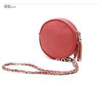 2011 Promotion Grid Fringe Fashion Handbag Shoulder Bag 2way 6 Colours Free Shipping