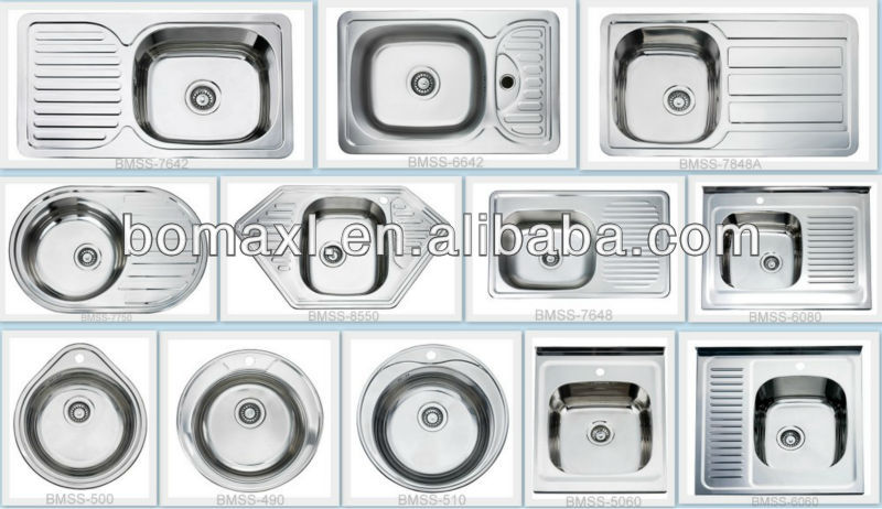 Stainless Steel Sinks South Africa : Stainless Steel Kitchen Sink Wash Basin - Buy Stainless Steel Kitchen ...
