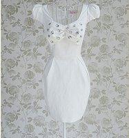Женское платье s m l Drop zhege
