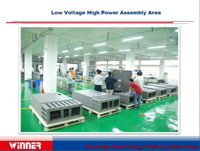 380V 3 phase ac motor vfd inverter