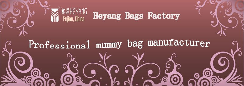 Free Shipping 600D New Fashion  family pack For Mummy and Baby HY-T003