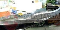 Бампер ECARBOY SUBARU 06/07 IMPREZA WRX STI 9 CS