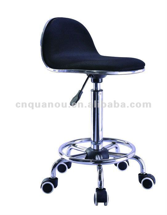 New Style Fabric Bar Stool Chair With Wheels Qo 220 1  : 514047808853 from www.alibaba.com size 542 x 700 jpeg 32kB
