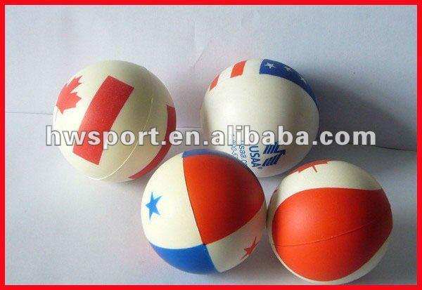 2013 new arrival pu anti stress ball,pu squishy ball