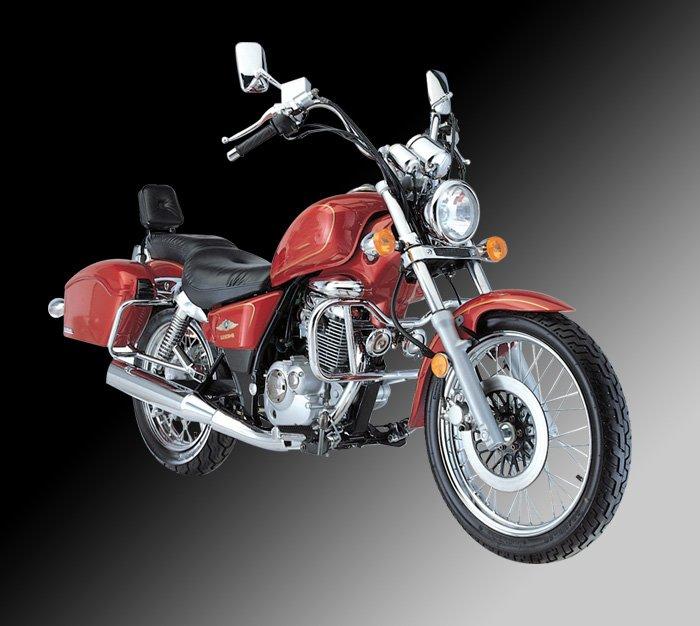 125cc 150cc Streetbike LED Motorcycle Motorbike Cruiser