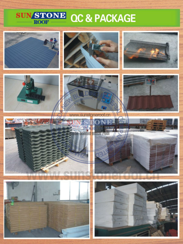 Building best asphalt shingles roofing material for flat roof from china