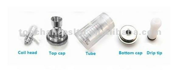 Newest Tank Clearomizer Vision Vivi Nova 3.5ml