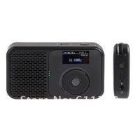 Mini Pocket DAB Radio DAB+ FM Radio MP3 Recorder Alarm Clock free shipping