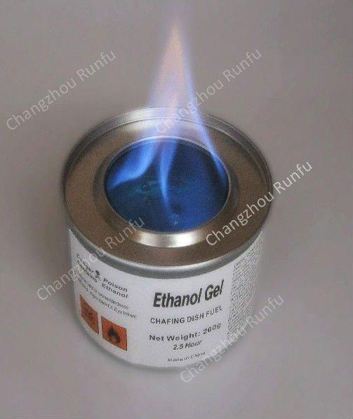 Ethanol gel