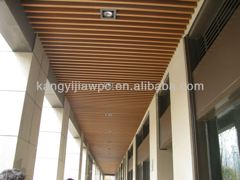 wpc false ceiling designs, View house ceiling design, kangyijia ...