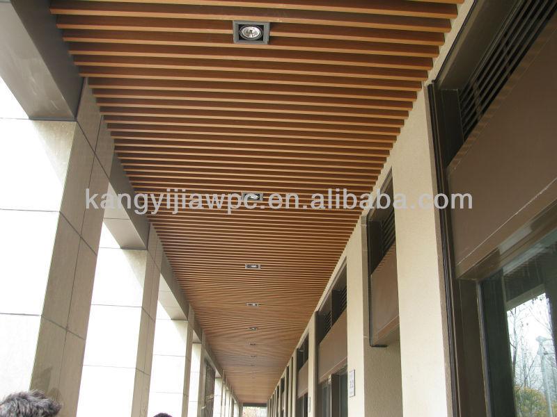wpc false ceiling designs, View house ceiling design, kangyijia ...