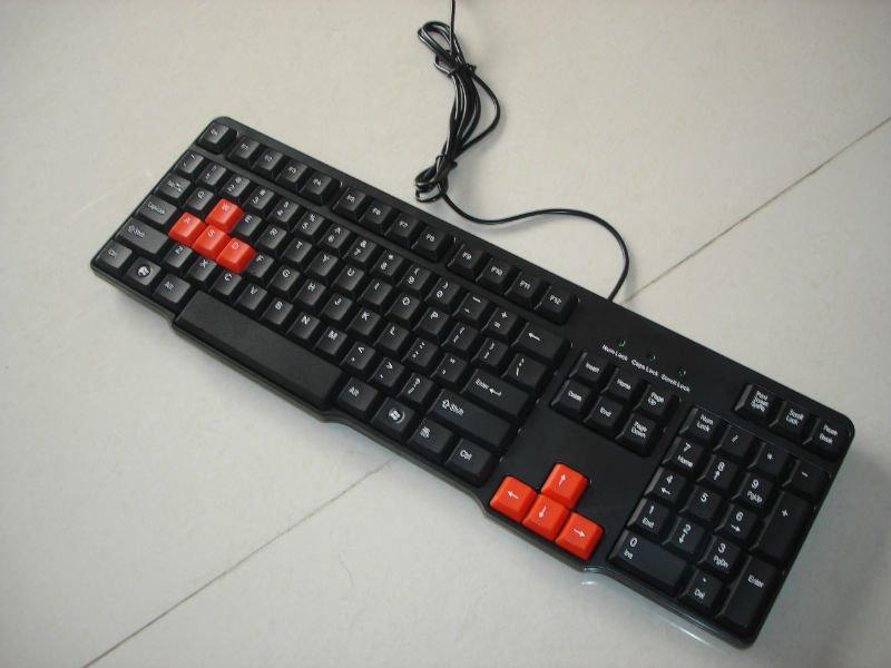 keyboard Multimedia colored computer Keyboard