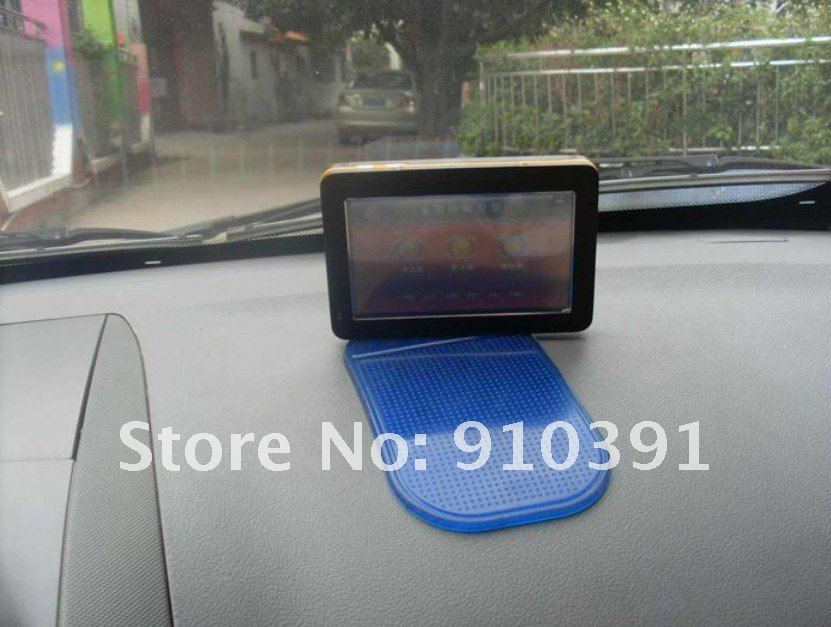 Free shipping/EMS Retail Packing,car MAT PAD,Powerful Magic Sticky Pad Anti-Slip pad,Non Slip Mat for cell Phone PDA mp3 mp4