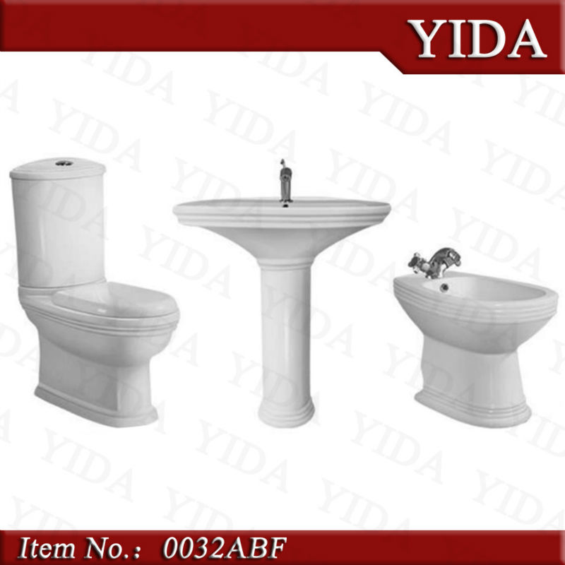 Sanitary Ware With Bathroom Set Toto Toilet Set Hotel
