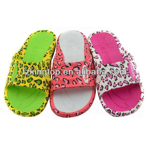 new eva plastic slippers 2014