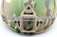 Ops-Core New Type Helmet 3 Hole VAS Shroud(BK,TAN)