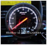 60 мм 2,5-дюймовый lcd auto defi колеи, автомобиль метр воды температура датчика