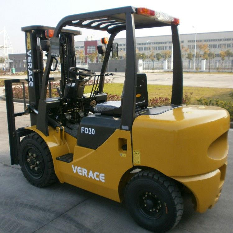 FD30 3 T Diesel Empilhadeira Com Preço Competitivo Made In China