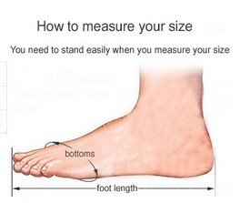 how to measure the size