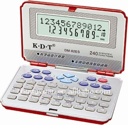 stylish scientific promotion calculator price DM-82ES