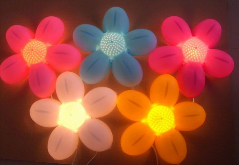 Flower Lights Ikea Ikea Style Flower Shape Room