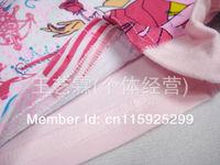 Нижнее белье для мальчиков hello, kitty cat cute children cotton boxer underwear girls cotton pants for children 6pcs/lot kids pants8105