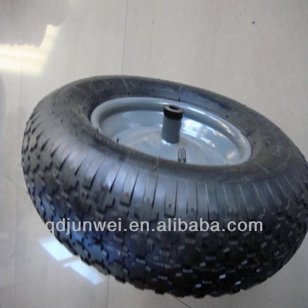 Multipurpose metal wheelbarrow wheels