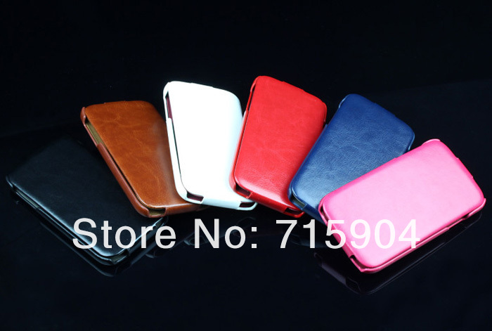 Newest Flip Genuine Leather Case For Samsung Galaxy S4 i9500 Smart Phone Cover Case For Samsung Galaxy S4 S IV i9500 Free Shipping (6).jpg
