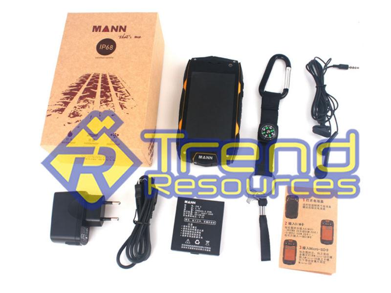 waterproof floating mobile phone A18 IP68 rugged phone
