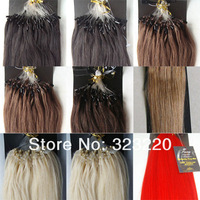 1000pcs Micro Rings Links Tubes For Hair Extensions Black
