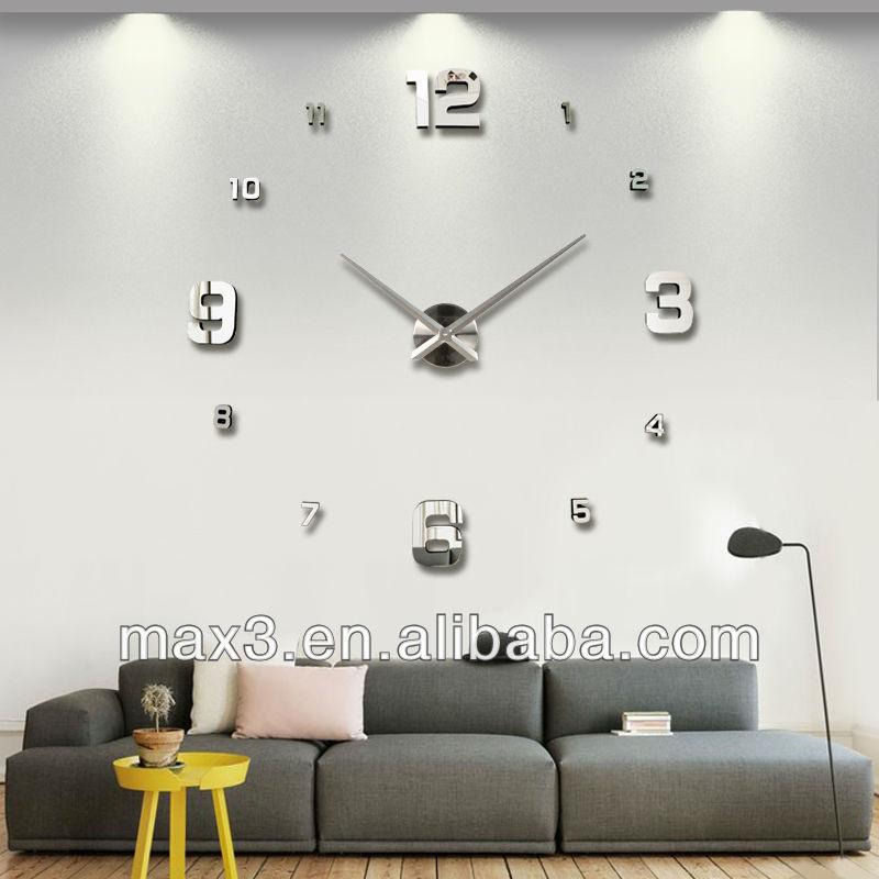 2016 nueva llegada relojes dise o moderno de pared - Relojes diseno pared ...