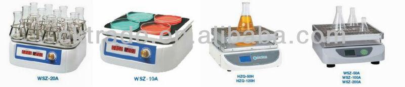 LCD laboratory shaker 300ml shaker