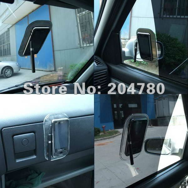 Magic Sticky Pad Car Used Sticky Powerful Silica Gel Anti-Slip Non Slip Mat for Phone PDA mp3 mp4 Free shipping 80024
