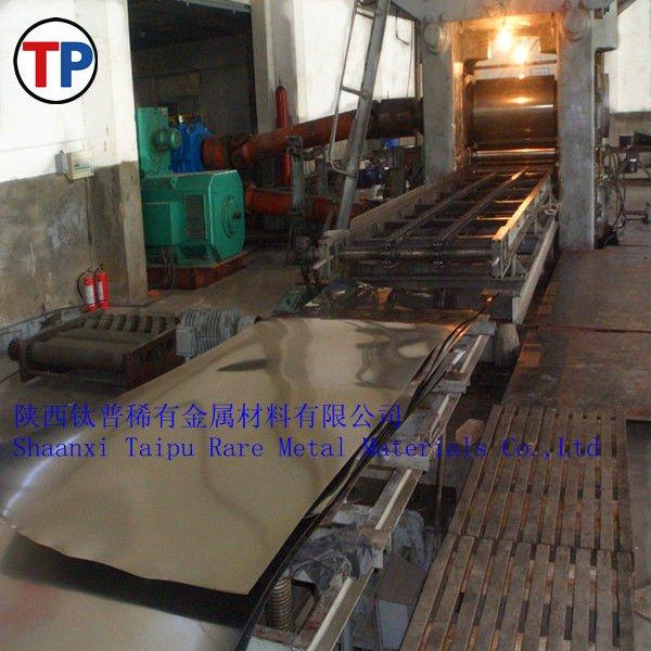 Az31b ASTM B90 магниевого сплава лист
