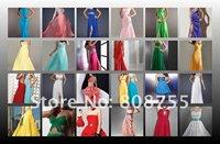 Вечернее платье Hot Sale 2012 Style Bridesmaid Dress / Prom Dress / Evening Dress NO.017