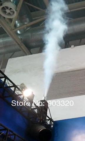 Купить 201 5 новый 5 м высота 50 Вт мини со2 джет туман машина с dmx512, поддержка все страны co2, спецэффекты для события