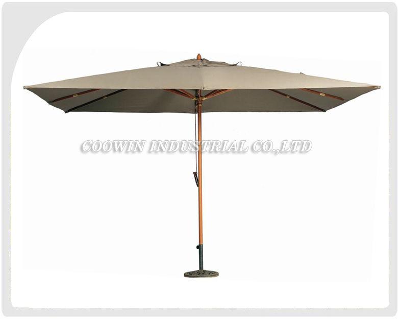 march de jardin rectangulaire en bois parasol parasol sa base id de produit 597901151 french. Black Bedroom Furniture Sets. Home Design Ideas