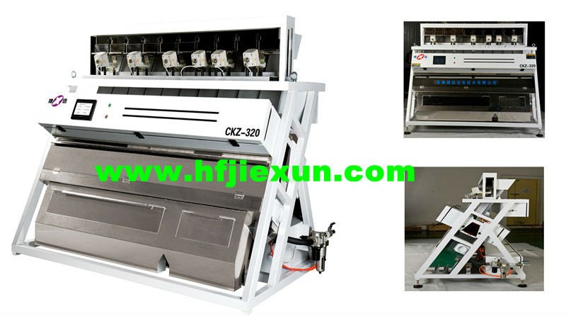 Jiexun intelligent optical rice color sorter
