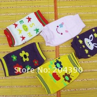 Детские гетры baby ,  10pair Cartoon baby knee pad sets