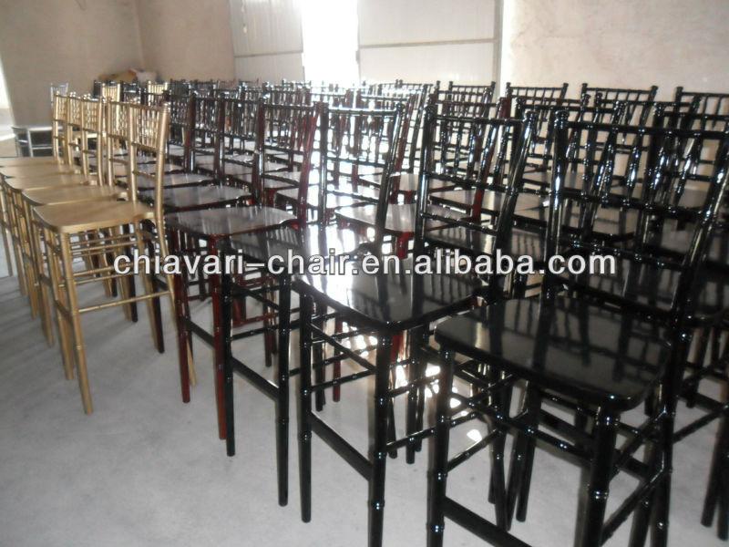 wooden bar stool solid wood bar chiavari chairs