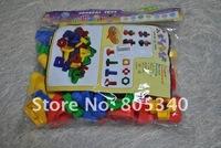 FREE SHIPPING Screw building blocks bricks educational toys gift kids toys