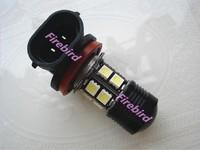 Источник света для авто 2 X H11 9W CREE led car fog lamps with lens 360 degree lighting