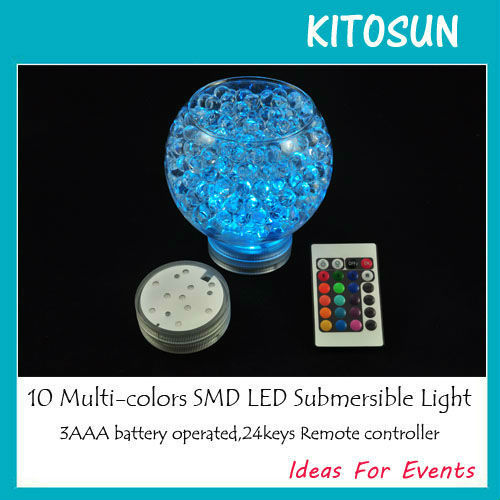 LED-RGB-SUBMERSIBLE-Wedding-Party-Decorations-Tea-Light-Vase-Base-Floralytes-remote-3