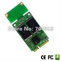 Жесткий диск KingSpec 32G miniPCIE PATA SSD IDE DELL MINI9