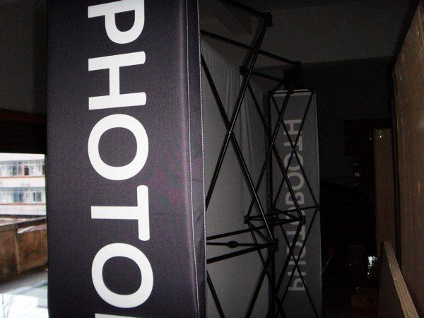 Velcro Pop Up Booth
