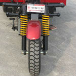 200cc high quality trike chopper/moped three wheel motorcycle/gas scooter for sale