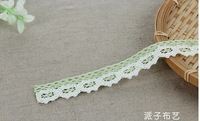 Кружево для шитья handmade diy fabric lace ribbon decoration accessories clothes, mixed 10colors